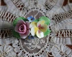 Flowers In Denton - denton china etsy
