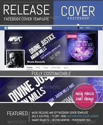 cover photo template facebook release ep timeline facebook cover template by dogmadesign