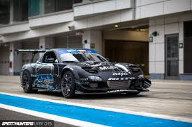 Rx7 2016 Another Twin Turbo Quad Rotor In The Mad Mike Stables Speedhunters