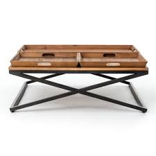 Large Square Folding Table Jax Square Coffee Table The Khazana Home Austin Furniture Store
