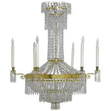 Swedish Chandelier Swedish Empire Chandelier With Seven Lights Bonnin