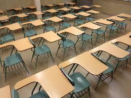 redevance bureaux image libre école salle de classe des bureaux vides