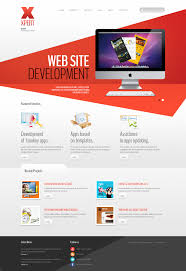 web design home based business website template 42980 xpert smart development custom website