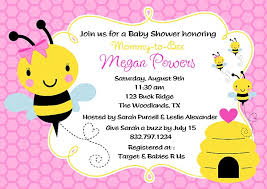 bumblebee baby shower bumble bee baby shower invitations baby shower