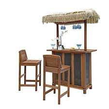 Tiki Outdoor Furniture by Outdoor Tiki Bars Amazon Com