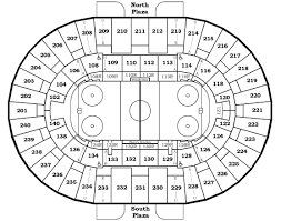 Charleston Floor Plan by Seating Charts North Charleston Coliseum U0026 Performing Arts Center