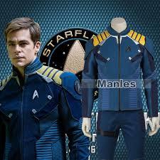 Batman Halloween Costume Adults Aliexpress Buy Star Trek Captain Kirk Costume Cosplay