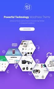 Pleasant Theme Themeforest Silicon Startup And Technology Wordpress Theme
