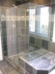 Cost Of Frameless Glass Shower Doors Frameless Glass Doors For Kitchen Cabinets Folding Prices Pivot