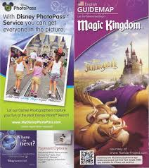 Map Of Disney World Parks Magic Kingdom Guidemaps