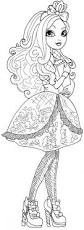 apple coloring page ever after high apple white coloring pages getcoloringpages com