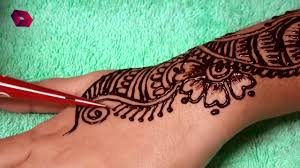 new style unique mehndi designs 2017 for hands weeding mehndi