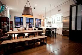 loft living industrial rustic chic cococozy