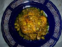 cuisine marocaine poulet cuisine marocaine poulet aux olives