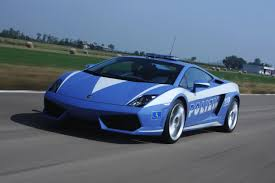 Lamborghini Gallardo Automatic - italian state police receive new lamborghini gallardo lp560 4
