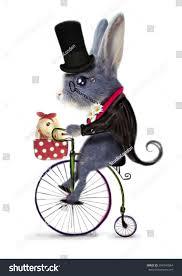 bunny printrabbit illustrationshand drawn fashion illustration