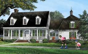 gambrel house plans gambrel roof house plan with 4 or 5 bedsedrooms 32649wp
