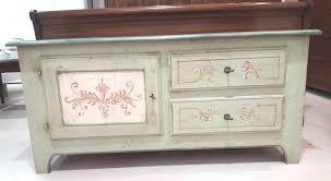 credenze stile shabby credenza stile shabby chic in legno massello decorato mobiletti