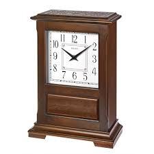 Mantle Clock Kits Bulova Mantel Clock B1655