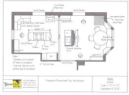 Kitchen Plan A Second Look At 2012 Tuscan Blue Design