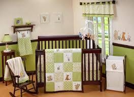 Victorian Crib Bedding by Disney Baby Classic Pooh My Friend Pooh 4 Piece Crib Bedding Set
