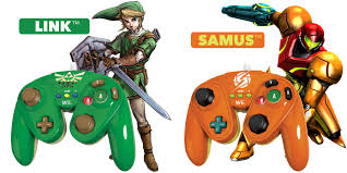 home design wii game pdp gamecube style wired fight pads for donkey kong link samus