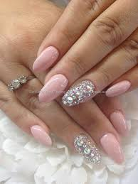 acrylic nails with ring finger www sbbb info