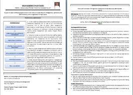 Writing Sample Resume by Cv Writing Sample Templates Dubai Forever Com