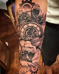50 evergreen pocket watch tattoos ideas and designs 2017 page