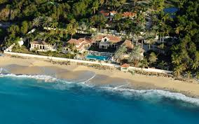 Trump Home President Trump Selling His St Martin Mansion