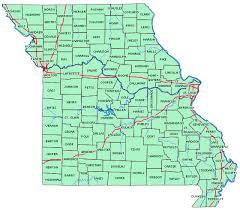 map of missouri water resources center dnr