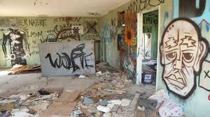 Graffiti Art Home Decor Bombay Beach A Post Apocalyptic Nightmare On The Salton Sea