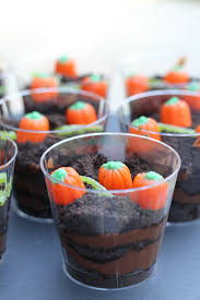 pumpkin patch dirt cups i can teach my child