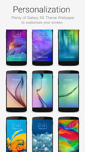 samsung galaxy s5 lock screen apk lock screen galaxy theme android apps on play