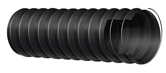 plastic ducting for ventilation flexible air duct pp epdm high temperature alfagomma france