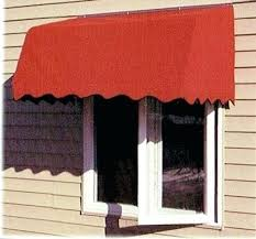 window awning replacement fabric fabric window awnings fos