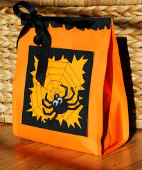 Halloween Candy Bags Craft by Paper Bag Halloween Crafts Laura Williams