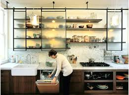 molding added modern kitchen cabinets alternatives to traditional