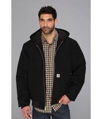 carhartt coats and jackets men shipped free at zappos