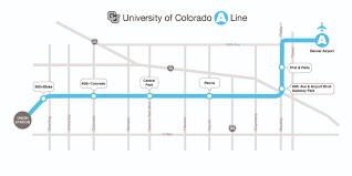 Denver Metro Zip Code Map by Bus U0026 Light Rail Information For Downtown Denver Transportation