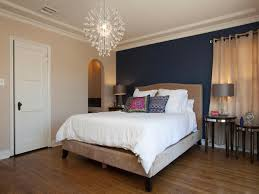 Accent Walls In Bedroom by Bedroom Accent Wall Colors Dark Brown Varnished Oak Wood Bed Frame