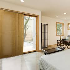 interior breathtaking bedroom decorating ideas using sliding light brown fabric walmart room dividers along with round recessed light in bedroom and large