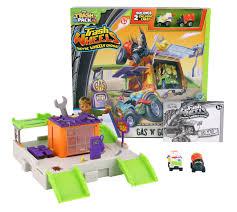 toys 4 baby 2 kids trash pack wheels gas playset