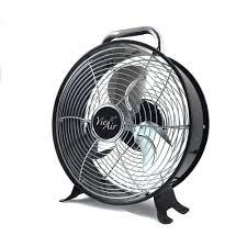 12 volt heavy duty metal fan buy vie air 12 retro high velocity heavy duty metal drum fan at