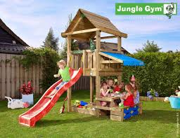 wooden outdoor play equipment house mini picnic 120