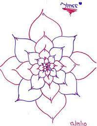 how to draw hawaiian flowers step by step hawaiian flowers