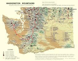 Washington Map by Washington Prominence Map Gif