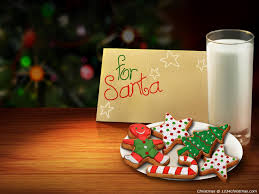 christmas cookies wallpapers for free download