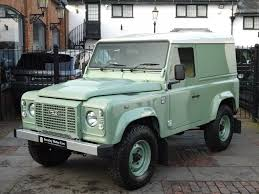 land rover queens 2016 land rover defender 90 heritage edition up for sale
