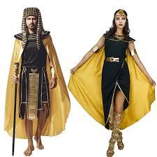 Egyptian Goddess Halloween Costumes Cheap Egyptian Queen Halloween Costume Aliexpress